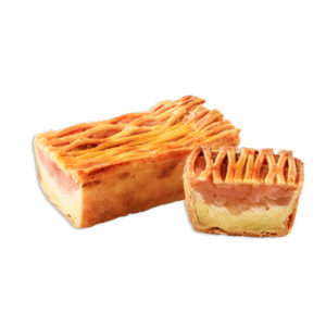 自家製カマンベールのアップルパイ
