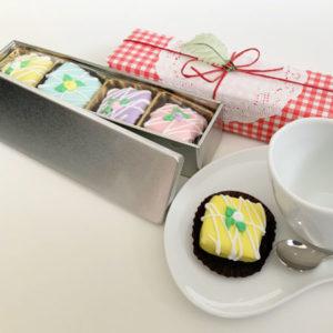 プレゼントアイシングクッキー