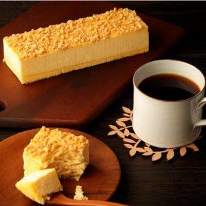 濃厚なめらかニューヨークチーズケーキ2本セット