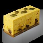 かぼちゃレーズンレアチーズケーキ