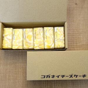 ハニーレモンのレアチーズケーキ [6個入り]