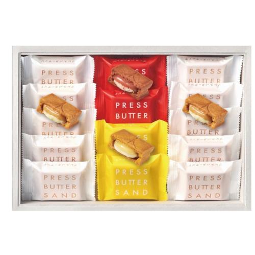 バターサンド3種詰合せ14個入