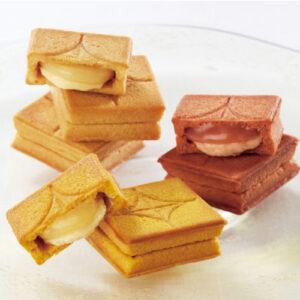 バターサンド3種詰合せ22個入